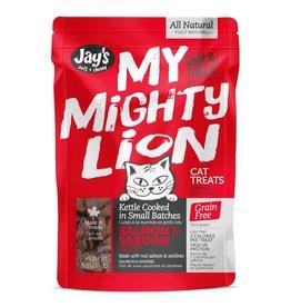Jay's My Mighty Lion Salmon [CAT] 75GM