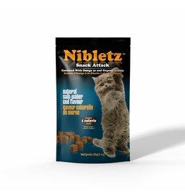 Niblets Niblets Natural Salt Water Cod Treats [CAT] 85G