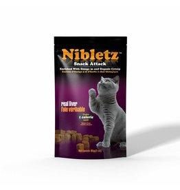 Niblets Niblets Real Liver Treats [CAT] 85G