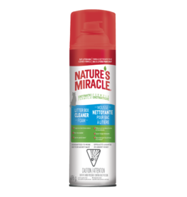 Nature's Miracle Nature's Miracle Litter Box Cleaner Foam Aerosol 17.5OZ