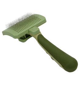 Coastal Pet Products Self Cleaning Slicker Brush [DOG] SM