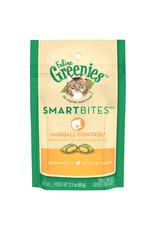 Greenies Smartbites Hairball Control Treats 2.1OZ