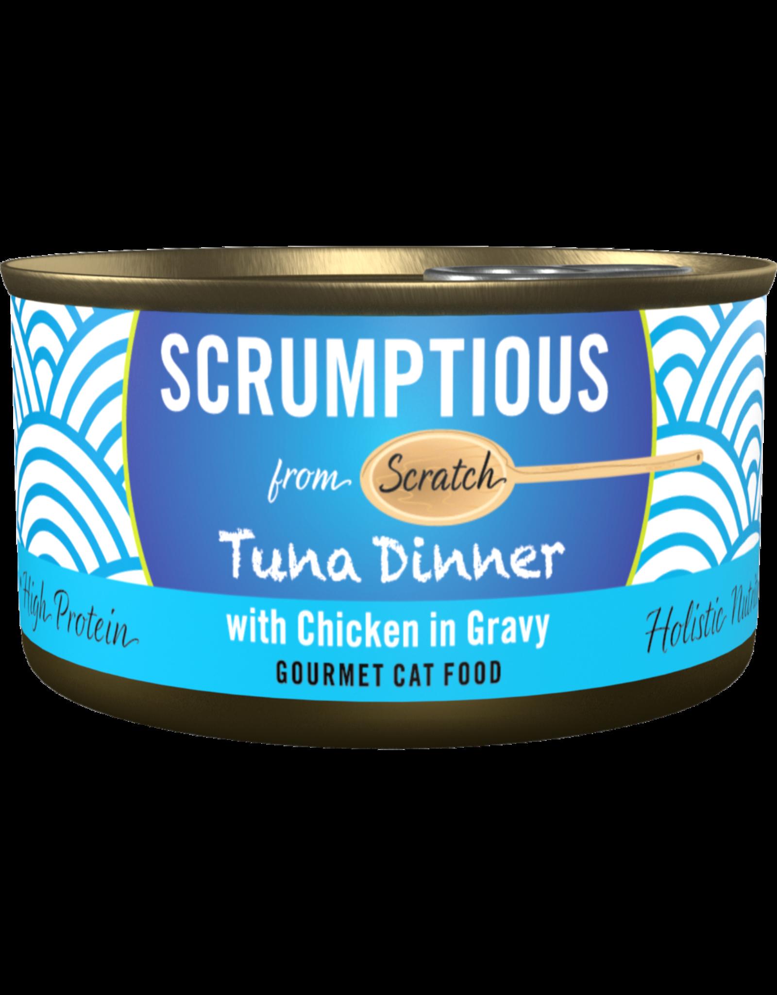Scrumptious Scrumptious Red Meat Tuna & Chicken [CAT] 2.8OZ