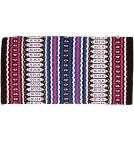 """Mustang Navajo Canyon Wool Rug 32"""" x 31"""""""