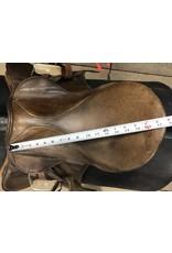 """17.5"""" Stubben Saddle w/ Irons & Leathers"""