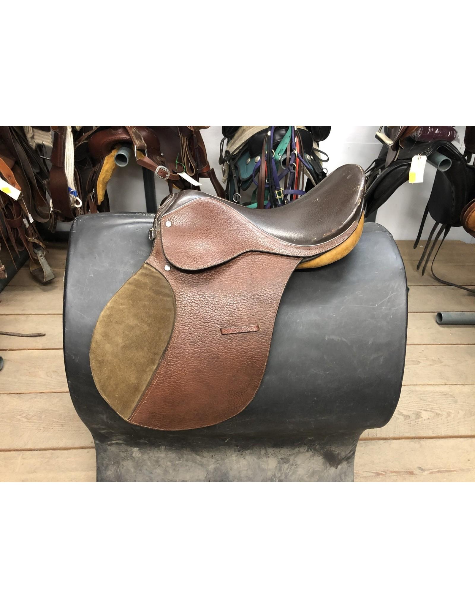 """18"""" Champion English Saddle"""