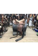 """14.5"""" Western Saddle w/ Front Cinch & Back Cinch"""