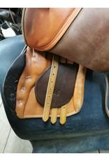 "16"" All Purpose English Saddle"