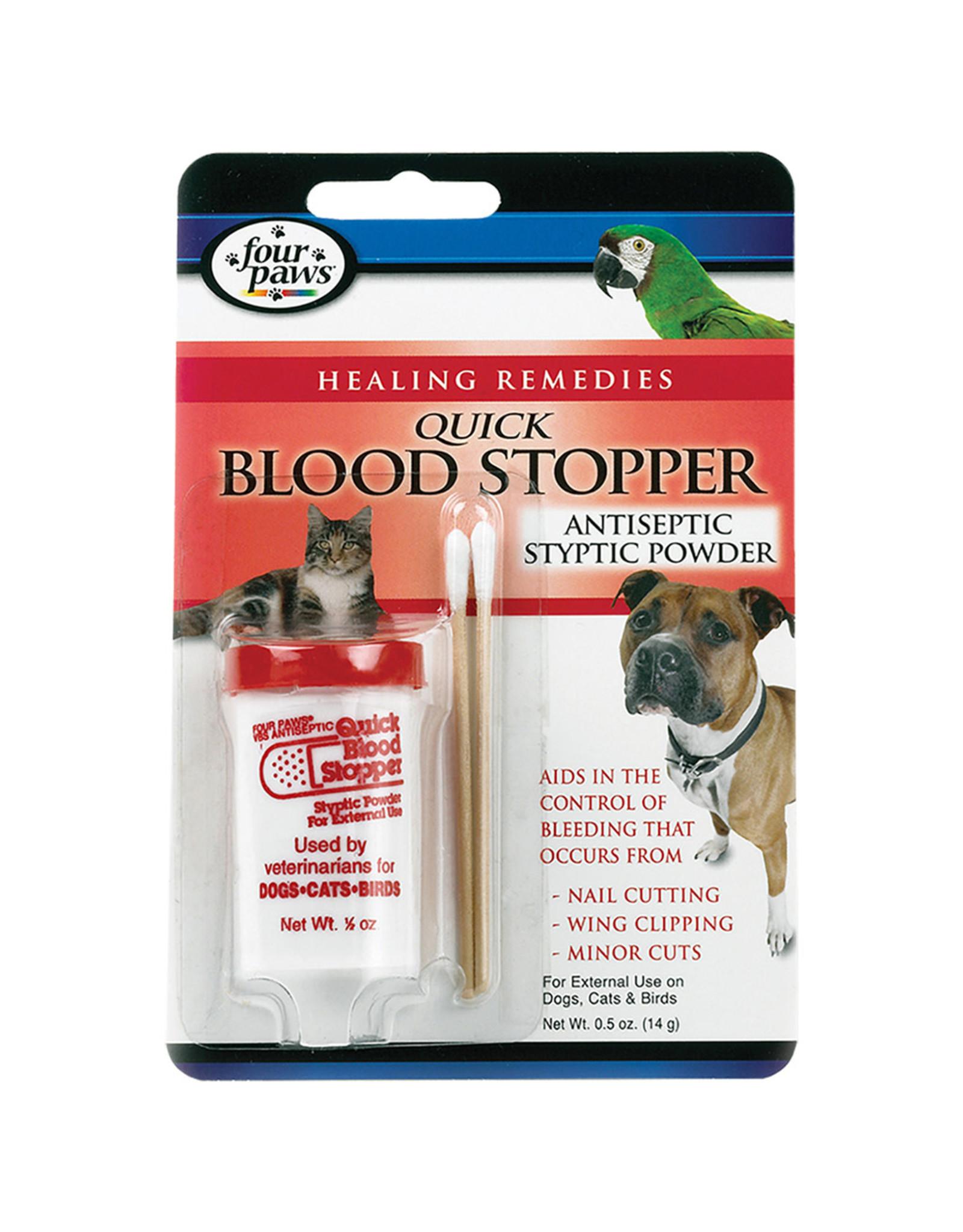 Four Paws Quick Blood Stop Powder 0.5OZ