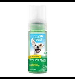 Fresh Breath by TropiClean TropiClean Fresh Breath Oral Care Foam [DOG]4.5OZ