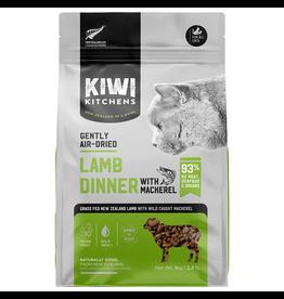 Kiwi Kitchens Kiwi Kitchens Gently Air Dried Lamb & Mackerel [CAT] 1KG