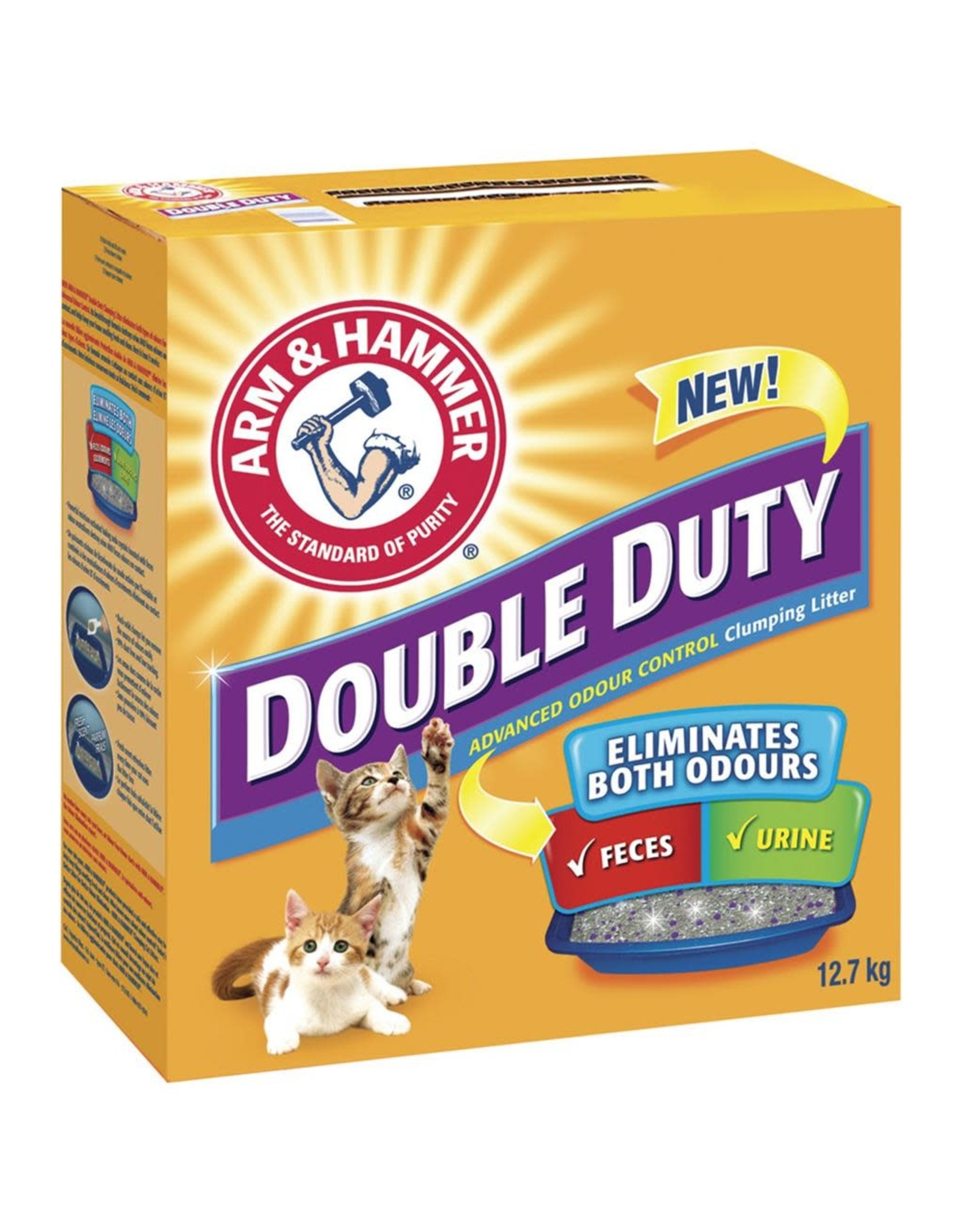 A&H A&H Double Duty Clumping Litter 12.7KG