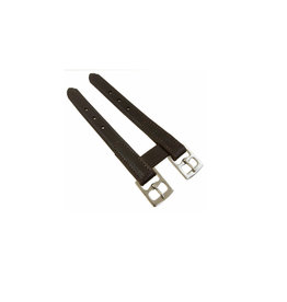 Can-Pro Equestrian Supply Leather Girth Extender Havana
