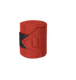 Waldhausen WH Star Fleece Polo Wraps Red