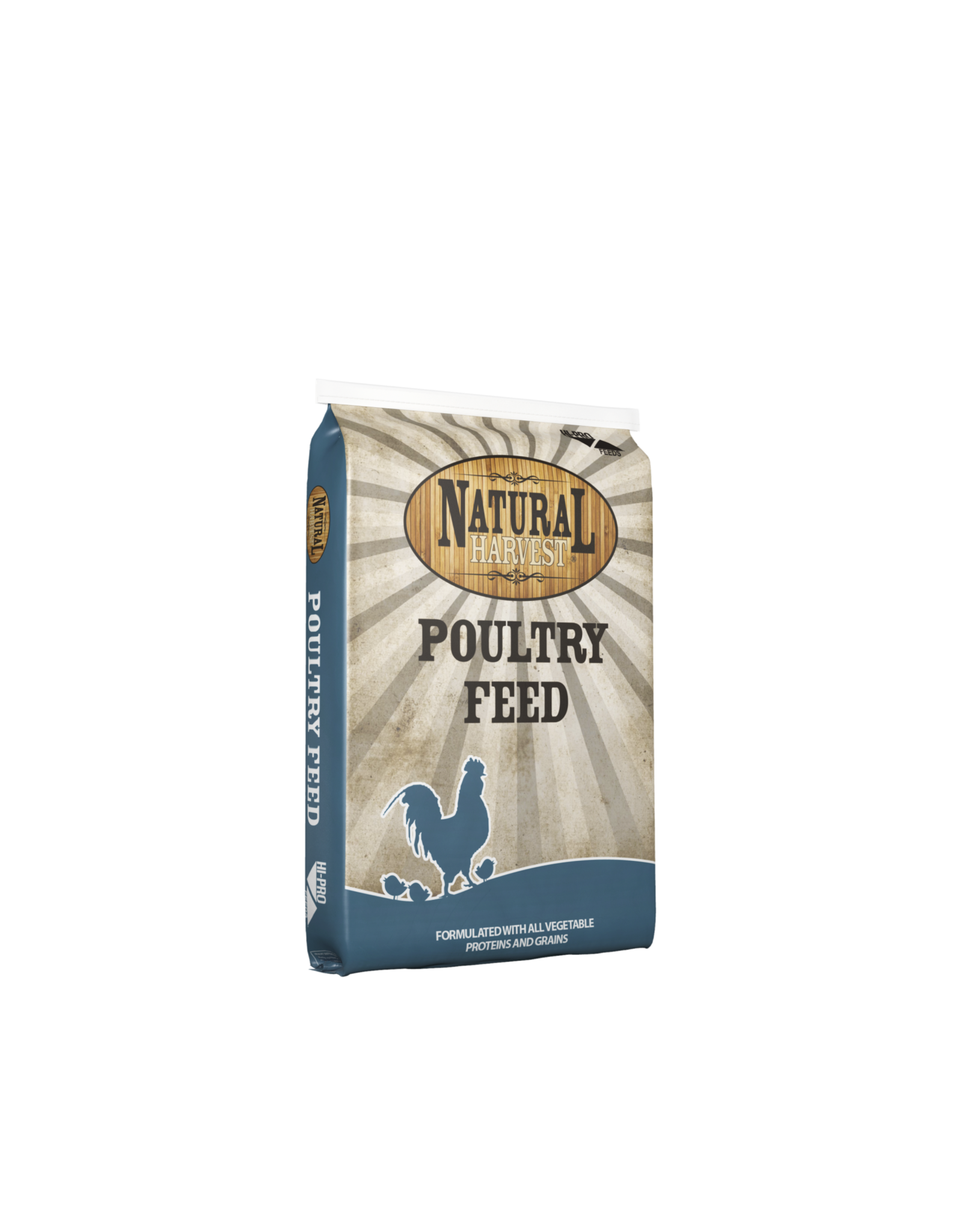 Natural Harvest Natural Harvest Non-GMO 15% Step 4 Poultry Developer Crumbles 20KG