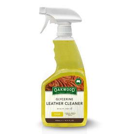 Oakwood Oakwood Glycerine Leather Cleaner 500mL