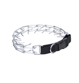 Coastal Pet Products Nylon Pinch Collar Black