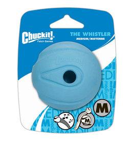 Chuckit! Chuckit! The Whistler Medium