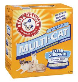A&H A&H Multi-Cat Clumping Litter Unscented 12.7KG