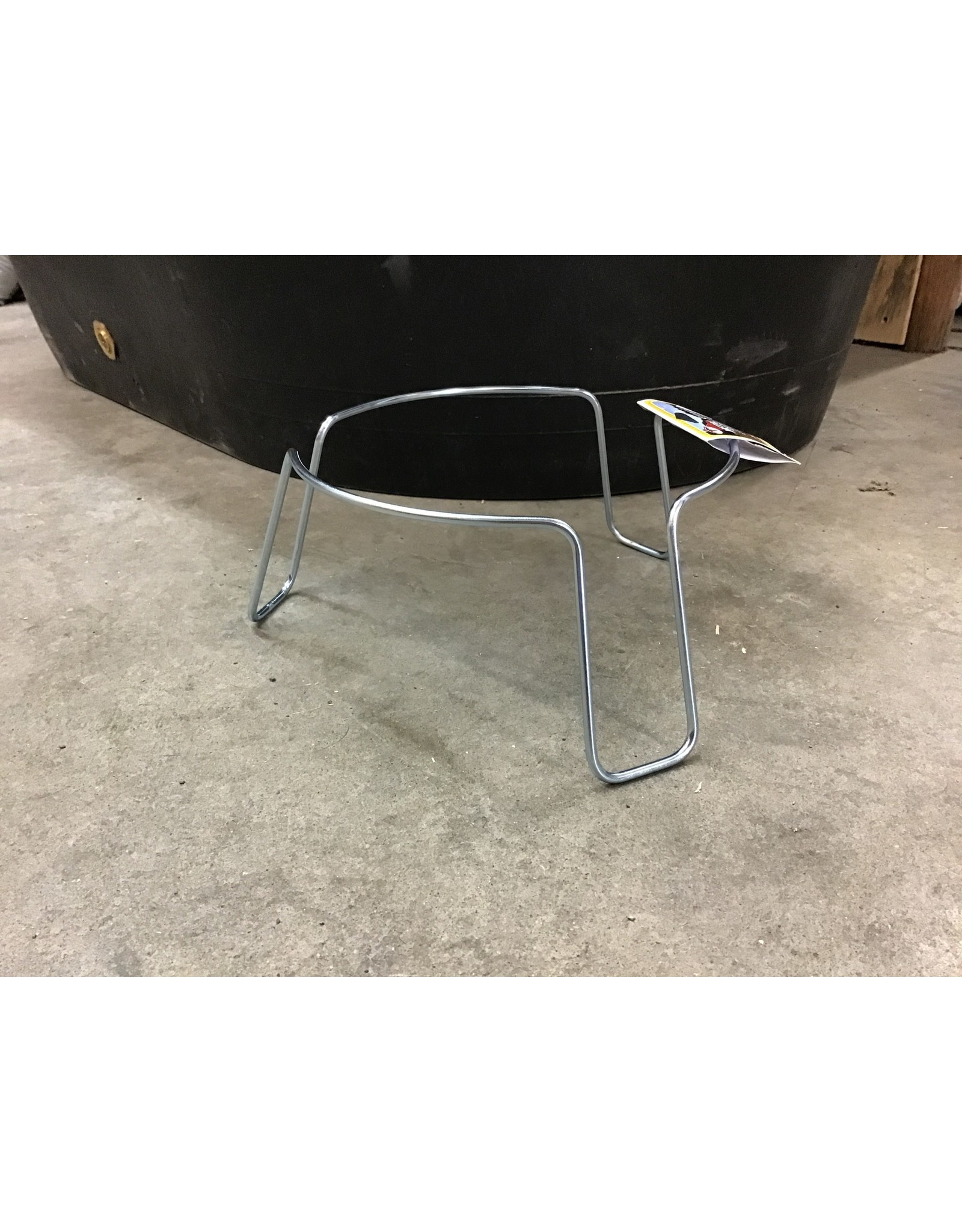 Metal Stand for Deep Base Poultry Waterer