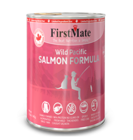 FirstMate Firstmate Wild Pacific Salmon & Rice [CAT] 12.2OZ