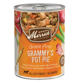 Merrick Merrick Grammy's Pot Pie [DOG] 12.7OZ
