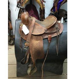 """14"""" Western Saddle w/ Back Cinch"""