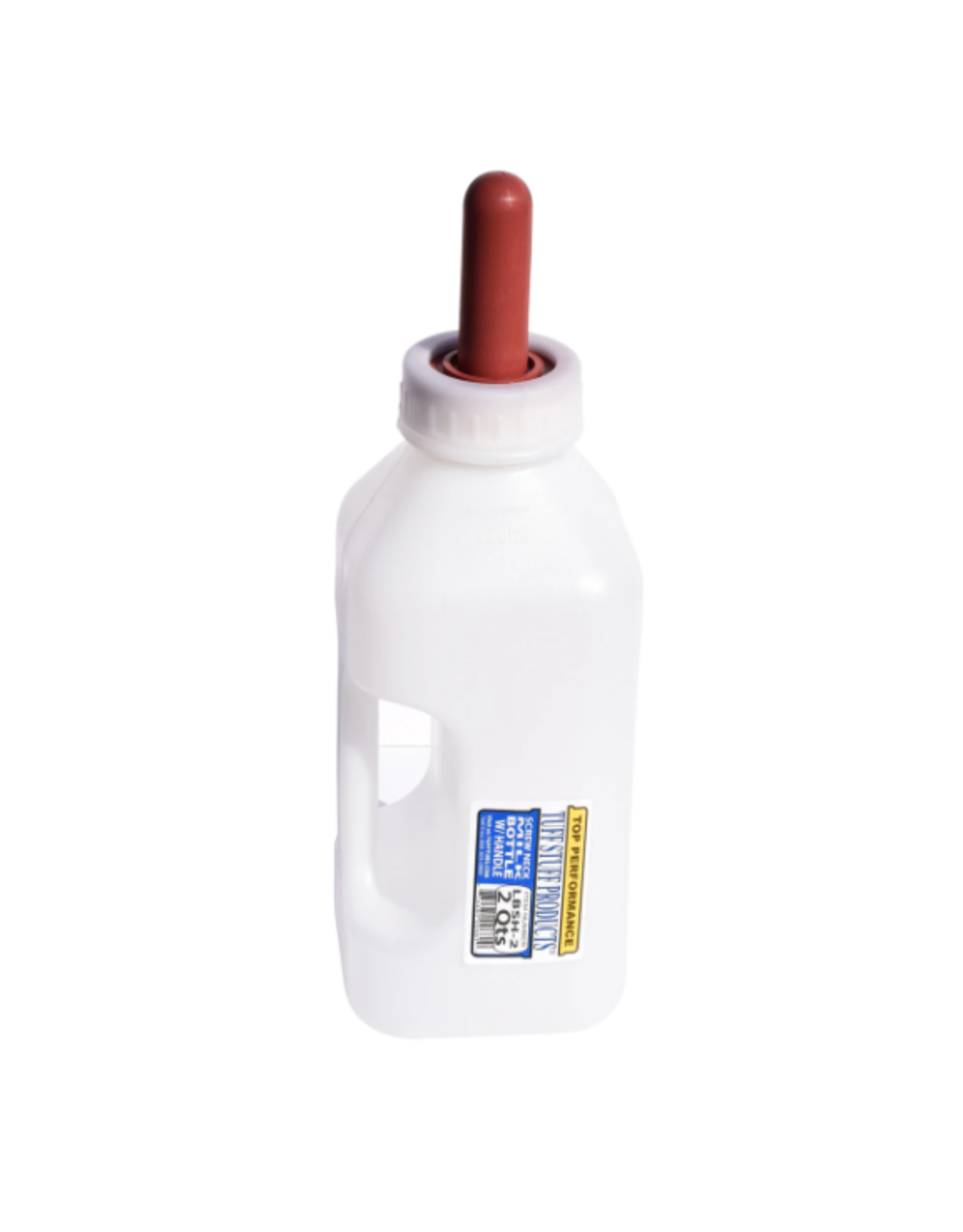Tuff Stuff Calf Bottle W/ Handle 2QT