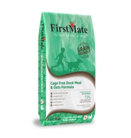 FirstMate FirstMate Cage Free Duck & Oats [DOG] 25LB