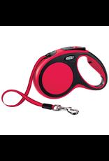 Flexi Comfort Tape Flexi Leash Red 5M