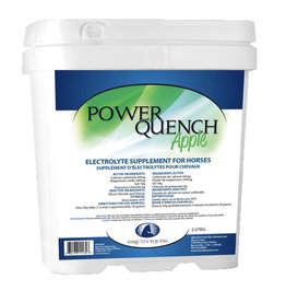 Simply Equine Power Quench Electrolyte Supplement Apple