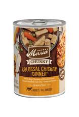Merrick Merrick Chunky Colossal Chicken Dinner [DOG] 12.7OZ