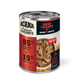Acana Acana Premium Chunks - Beef Recipe [DOG] 363G