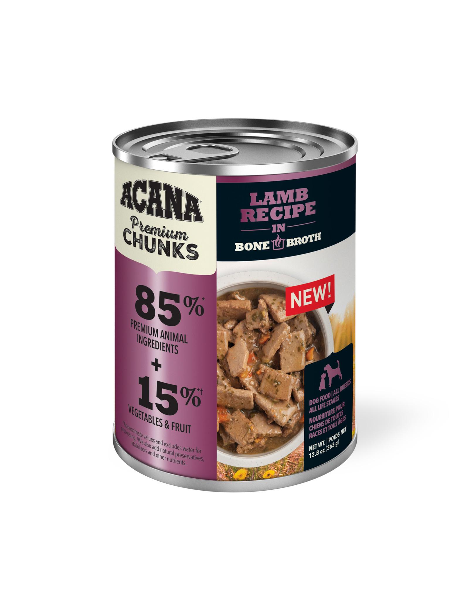 Acana Acana Premium Chunks - Lamb Recipe [DOG] 363G