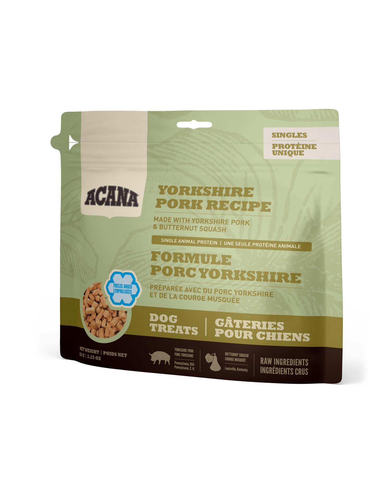 Acana Acana Yorkshire Pork Treats [DOG] 92G