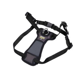 Coastal Pet Products Walk Right Front Connect Harness Black
