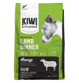 Kiwi Kitchens Kiwi Kitchens Freeze Dried Grass Fed Lamb Dinner 425GM