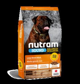 Nutram Nutram 3.0 Sound Dog S8 Large Breed Adult [DOG] 11.4KG