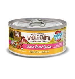 Whole Earth Farms Whole Earth Farms Chicken Dinner Small Breed [DOG] 3OZ