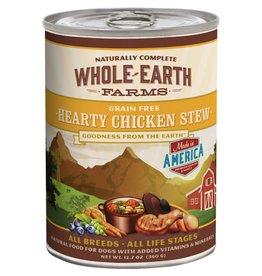 Whole Earth Farms Whole Earth Farms Hearty Chicken Stew [DOG] 12.7OZ