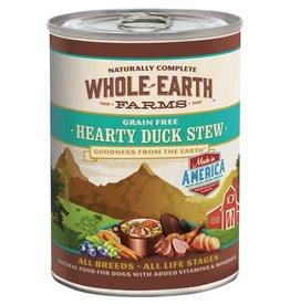 Whole Earth Farms Whole Earth Farms Hearty Duck Stew [DOG] 12.7OZ