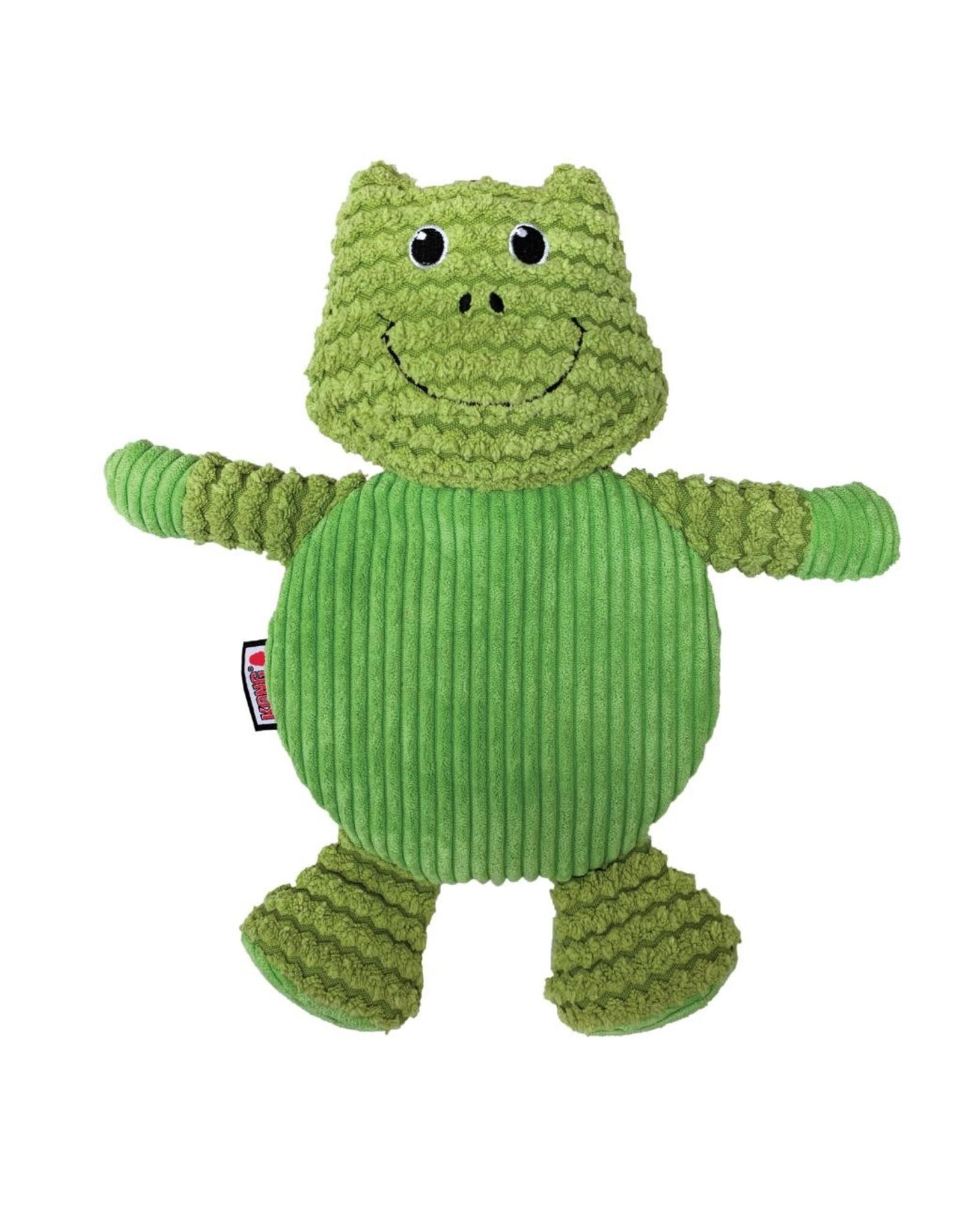 Kong Kong Low Stuff Tummiez Frog LG
