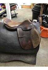 "17"" Crosby English Saddle"