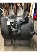 "17.5"" Barnsby Dressage Saddle"