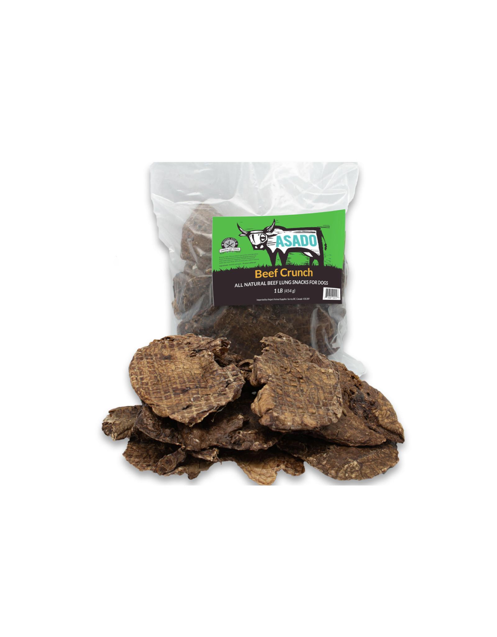 ASADO ASADO Beef Crunch Lung 1LB