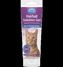 Pet-Ag Hairball Gel Solution 3.5OZ