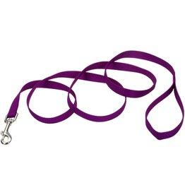 "Coastal Pet Products Nylon Lead Purple 6' x 3/4"""