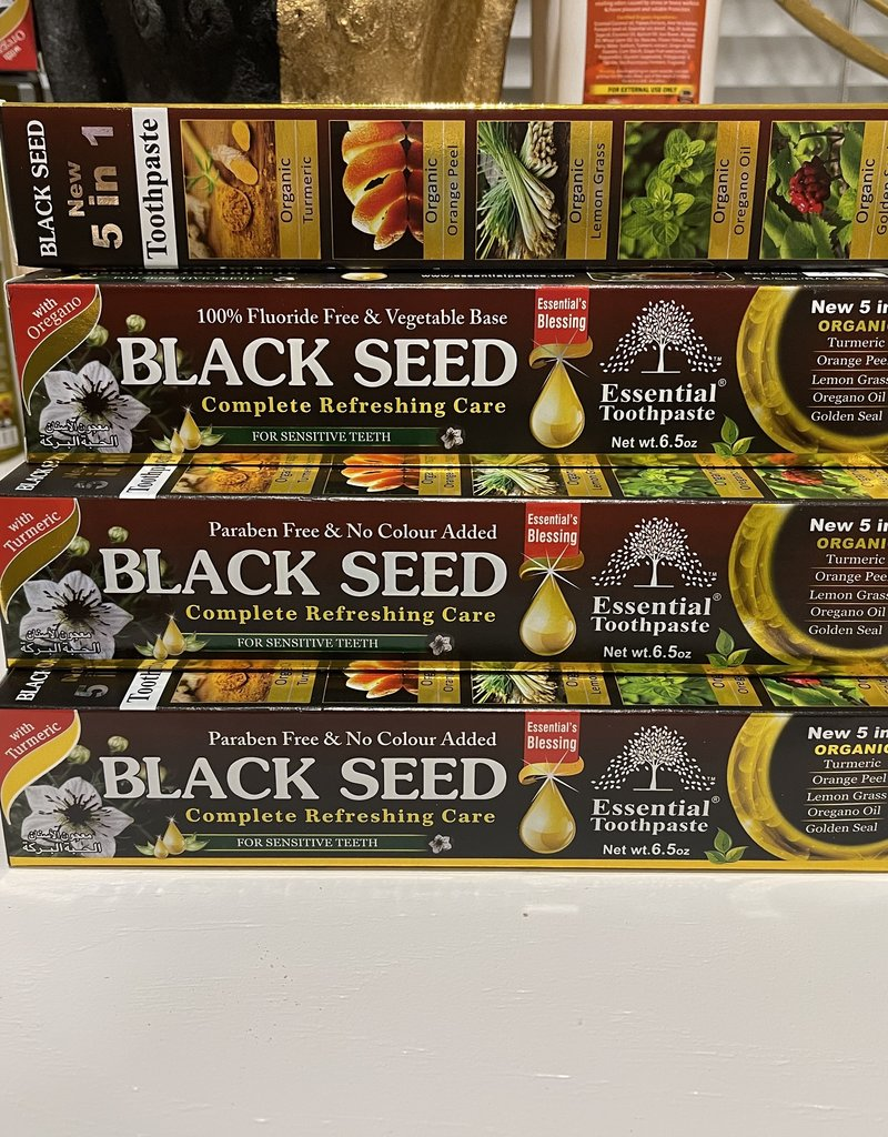 Black Seed Natural Toothpaste