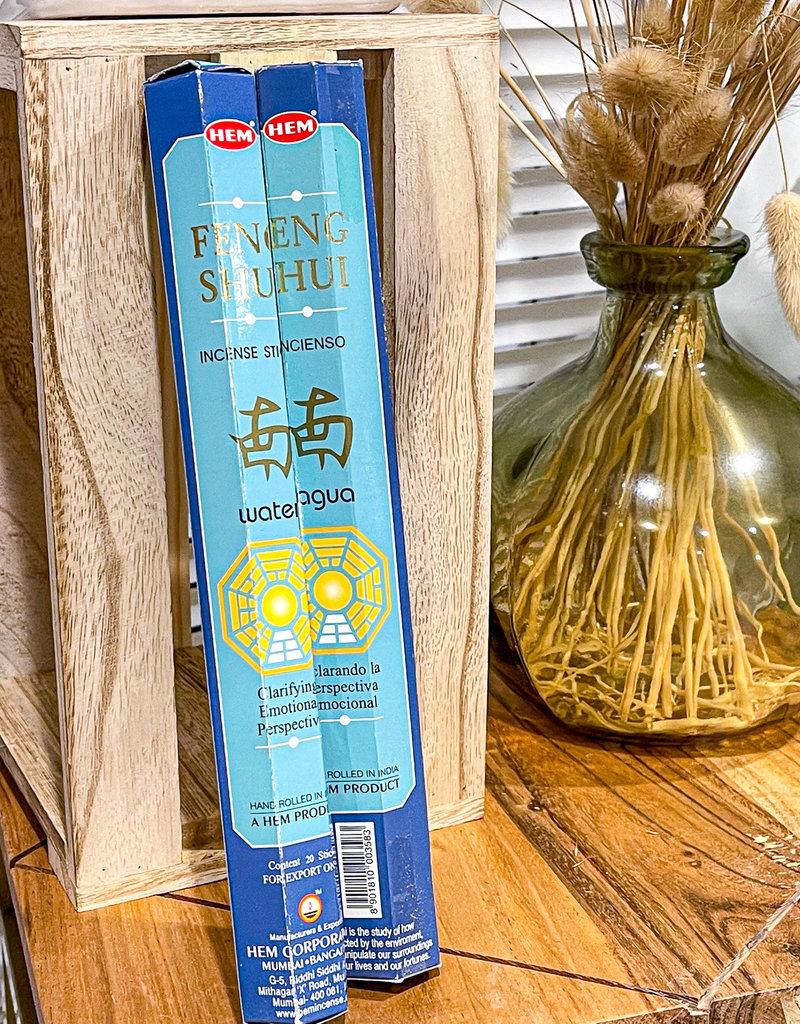 Fung Shui Water Incense