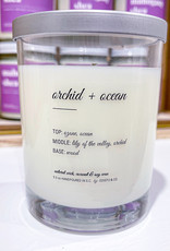 Orchid & Ocean Coconut & Soy Candle